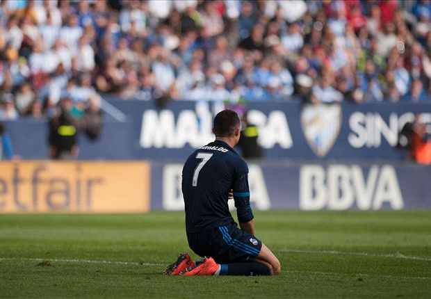Below Barcelona AND Atletico: Real Madrid's league position is an embarrassment