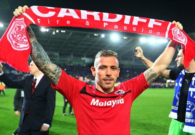 Bellamy retirement a long way off, says Cardiff boss Mackay