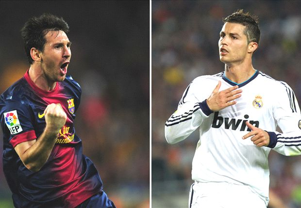 Brazil's Ronaldo: Cristiano Ronaldo 'unlucky' to have played in Messi's era