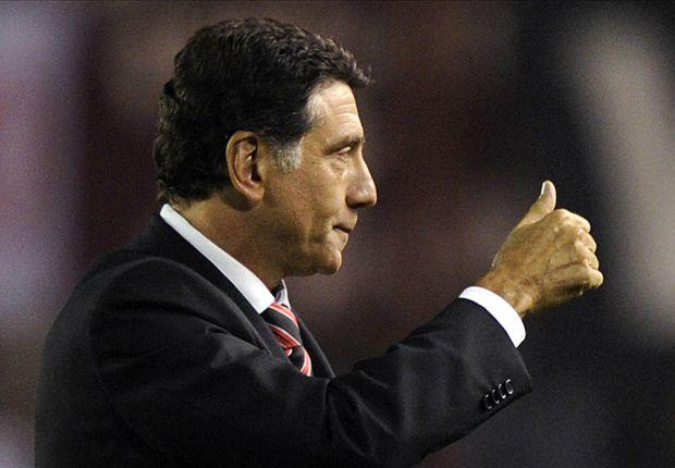 Brindisi ya trabaja para salvar a Independiente