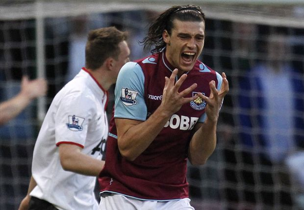 West Ham striker Carroll happy to remain in limbo until end of season