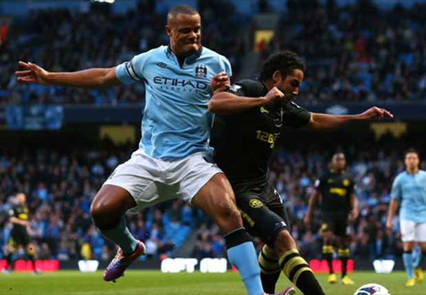Laporan Pertandingan: Manchester City 1-0 Wigan Athletic