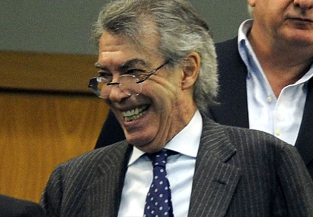 Klub-Boss Moratti: Inter Mailand wird sich verstärken