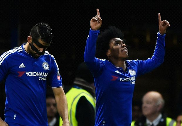 Willian in line to receive Brazil Olympics call-up