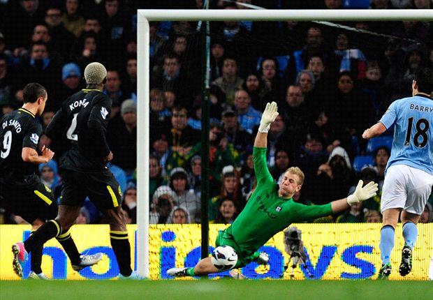 Manchester City 1-0 Wigan: Gol de Tévez como aperitivo para la final de la FA Cup