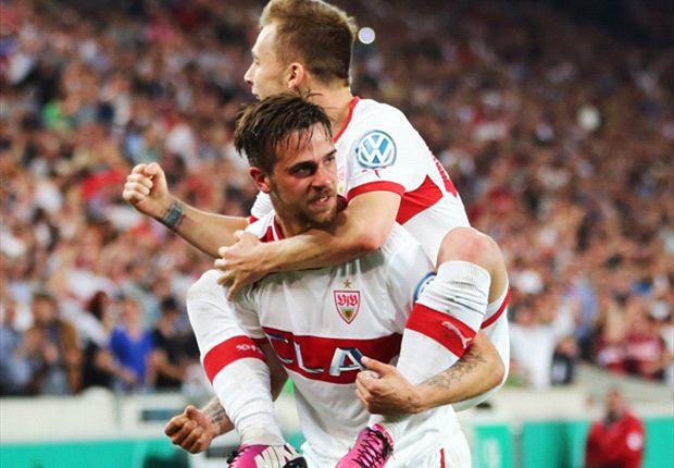 VfB Stuttgart schlägt den FC Valencia