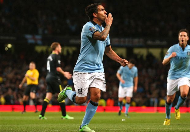 Manchester City - West Brom Betting Preview: Tevez to rule in a one-sided affair at the Etihad