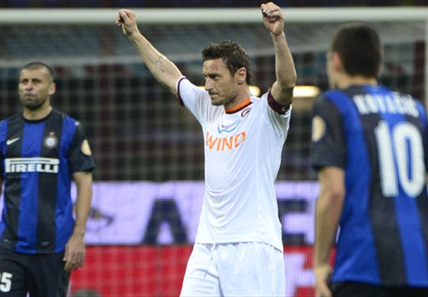 Totti: I'll continue for two or three years