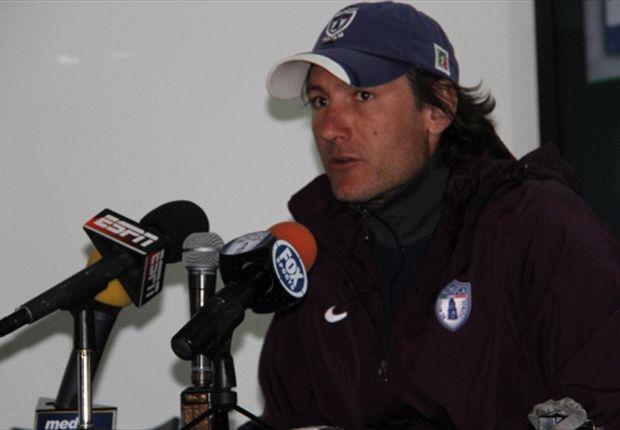 """Gabriel Caballero advierte que Pachuca tiene """"15 finales más"""""""