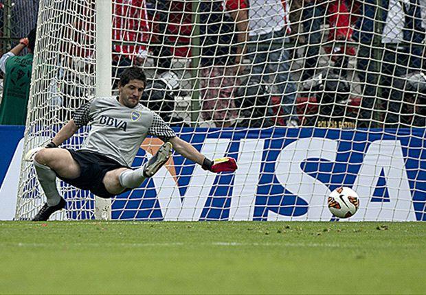Agustín Orion, clave en el 1 a 1 entre Godoy Cruz y Boca.