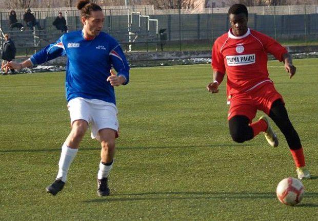 Italian-born Ghana youngster Francesco Narh eyes big move