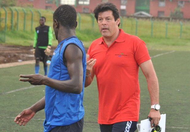 AFC Leopards coach Luc Eymael defends fans' decision to invade pitch