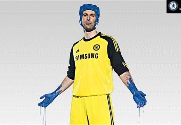 Petr Cech vom FC Chelsea hat keine Angst vor Thibaut Courtois