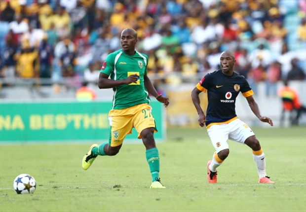 Bernard Parker not satisfied with the number of goals he scored for Kaizer Chiefs this season