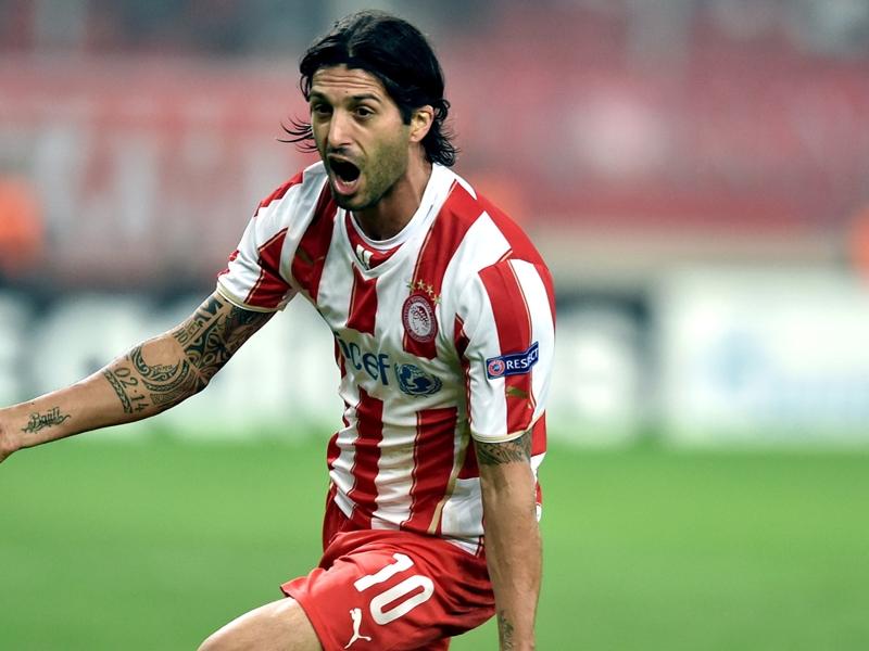 L'Olympiakos champion de Grèce