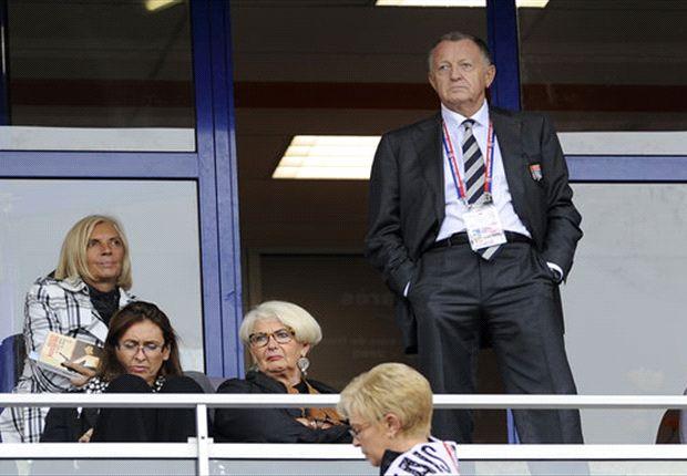 Aulas: Lyon must remain positive