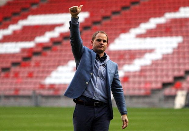 Van Basten: De Boer is Ajax's key strength