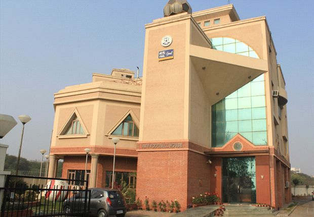 AIFF Headquarters,Football House