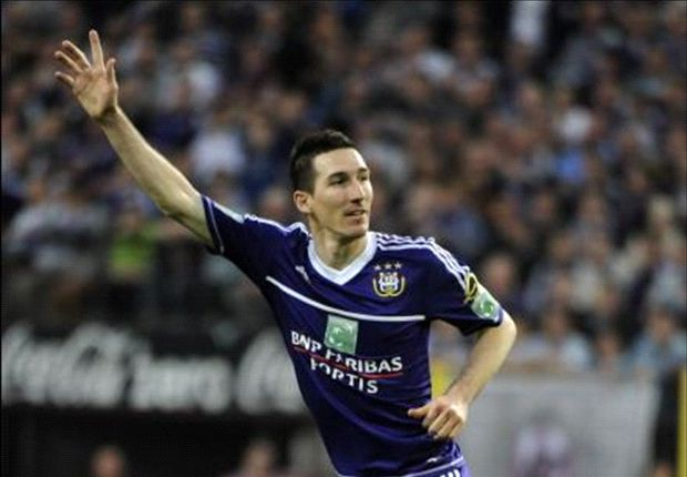 Sacha Kljestan scores for third match running in Anderlecht win