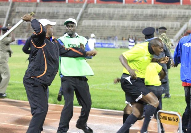 AFC Leopards unveil security plans