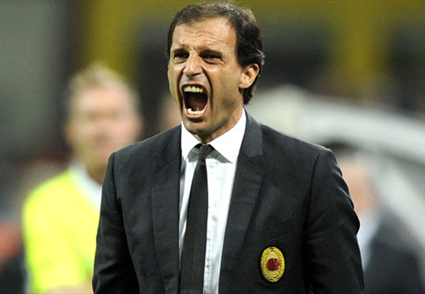 Allegri will remain AC Milan coach, says Galliani