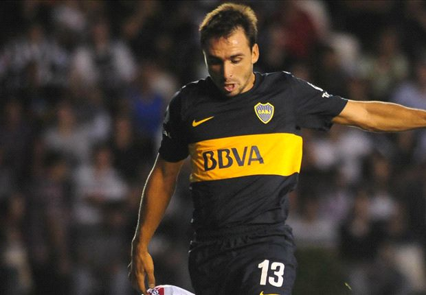 Albín habló del mundo Boca en su regreso a Montevideo.