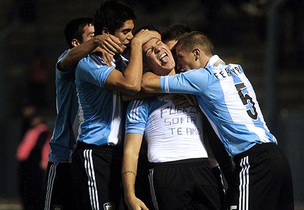 Luego del empate, los jugadores argentinos se burlaron de los uruguayos y al final hubo discusiones.