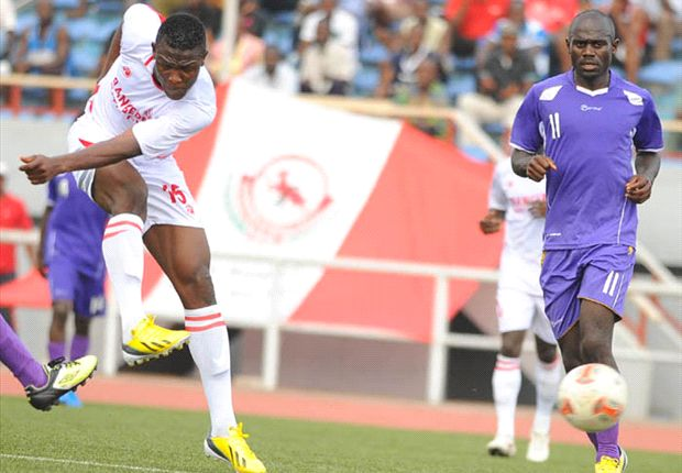 Enugu Rangers 0-0 Recreativo: Flying Antelopes held in Enugu