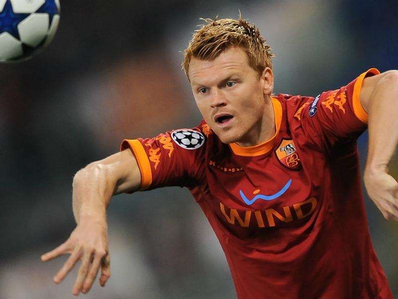 Riise ricorda a Goal l'avventura Roma: Tifosi super, Totti era Dio
