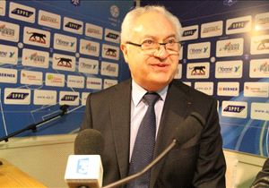 Guy Cotret new president AJ Auxerre