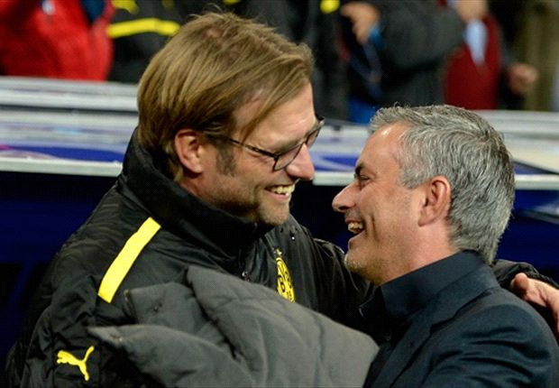 Klopp denies leaking Mourinho job info