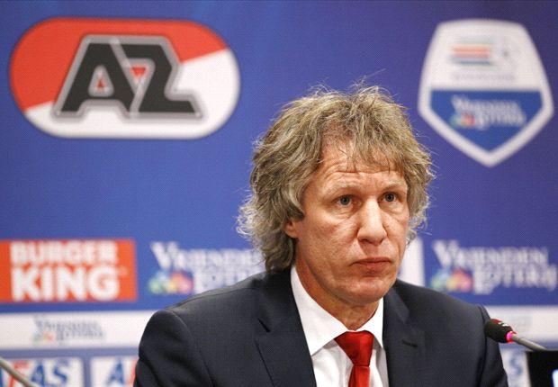 Ist er der neue Mann auf der Bank bei Nürnberg? Gertjan Verbeek, ehemals Alkmaar