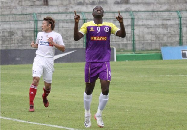 Ranti Martins: I will stay at Prayag United