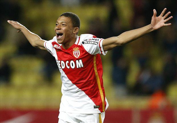Liverpool tracking Monaco talent Mbappe