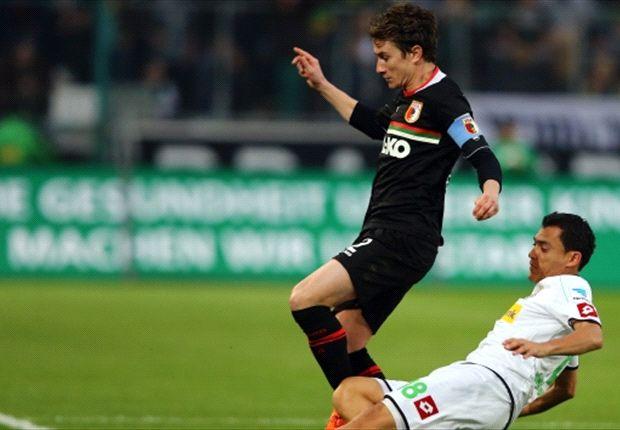 Borussia Mönchengladbach besiegt den FC Augsburg und schnuppert Europa-Luft