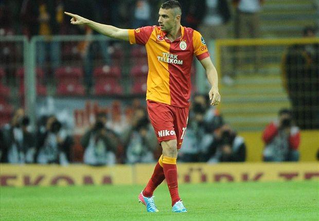 Burak Yilmaz niet bezig met transfer