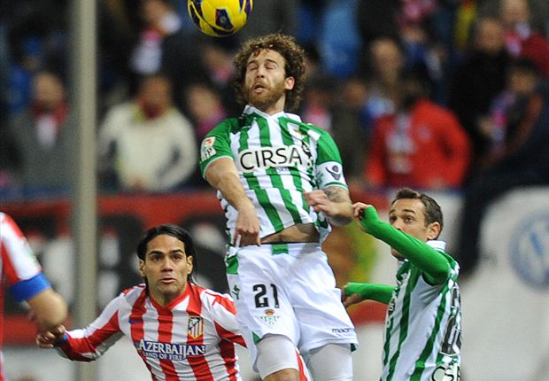 Swansea agree deal for Betis midfielder Jose Canas