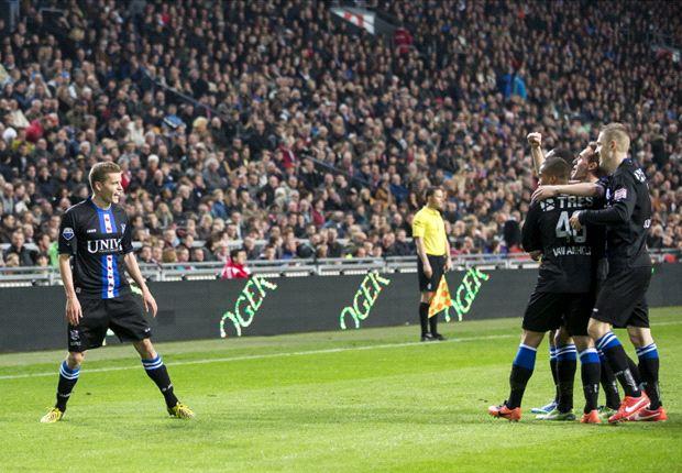 Ajax laat dure punten liggen tegen Heerenveen