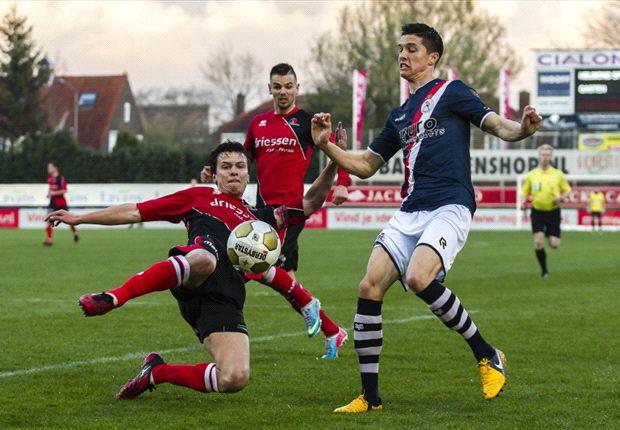 Koploper Volendam ruikt Eredivisie