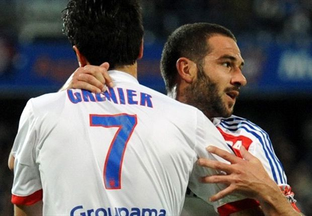 Gol Telat Clement Grenier Antar Olympique Lyon Ke Posisi Dua