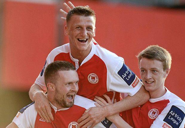 St Patrick's Athletic 2-0 Sligo Rovers - Saints hand Sligo first league defeat of the season