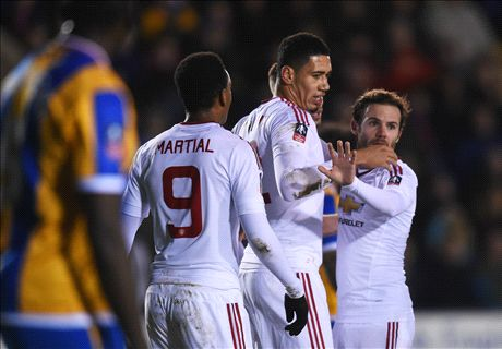 REPORT: Man Utd cruise through in Cup