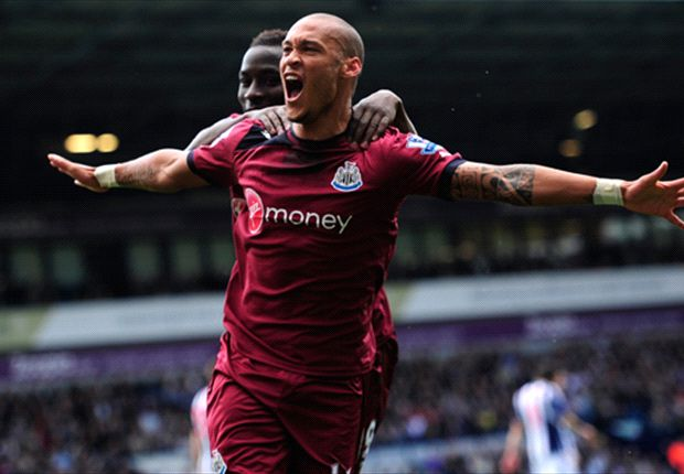 Gouffran: It would be great for Newcastle fans to finish above Sunderland