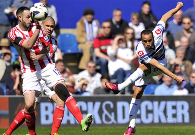 QPR 0-2 Stoke City: Crouch & Walters leave Redknapp's men on brink