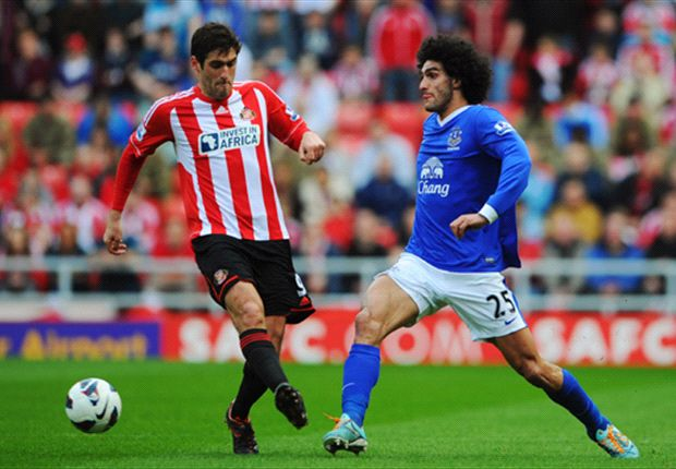 Fellaini: Tiredness to blame in Everton's loss to Sunderland