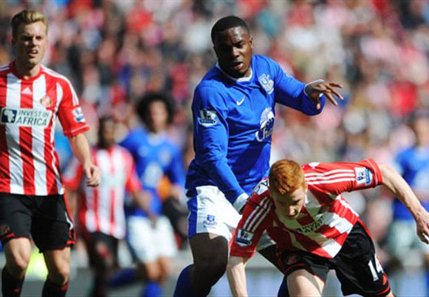 Keshi says Everton's Victor Anichebe refuses to pick his calls