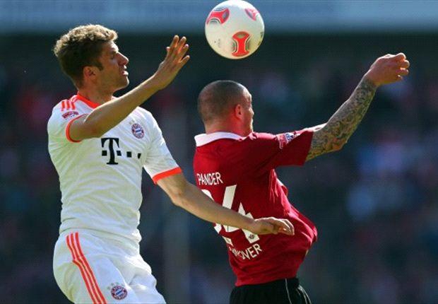 """Jupp Heynckes: """"Das heutige Spiel hat wieder gezeigt, dass wir keine B-Mannschaft haben"""""""