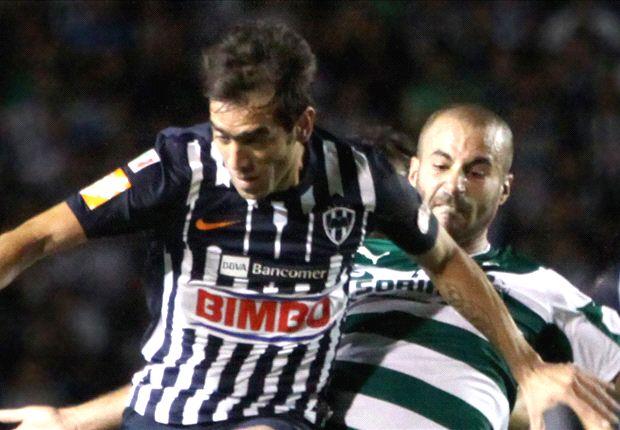 César Delgado se perdería el resto de la liguilla con Monterrey