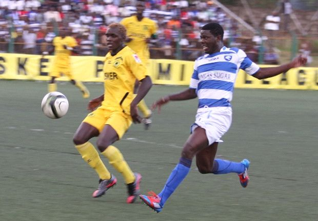 AFC Leopards striker Wanga safe after minor accident