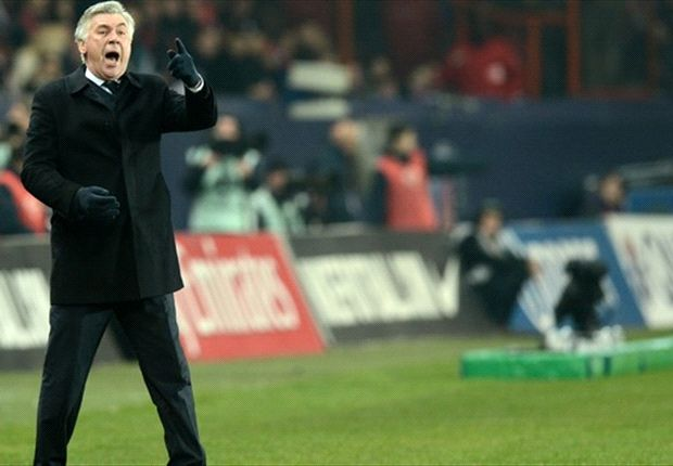 There is no news on my future, says Ancelotti